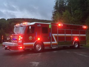 Rosenbauer Rescue Truck for Ellicottville Fire Department